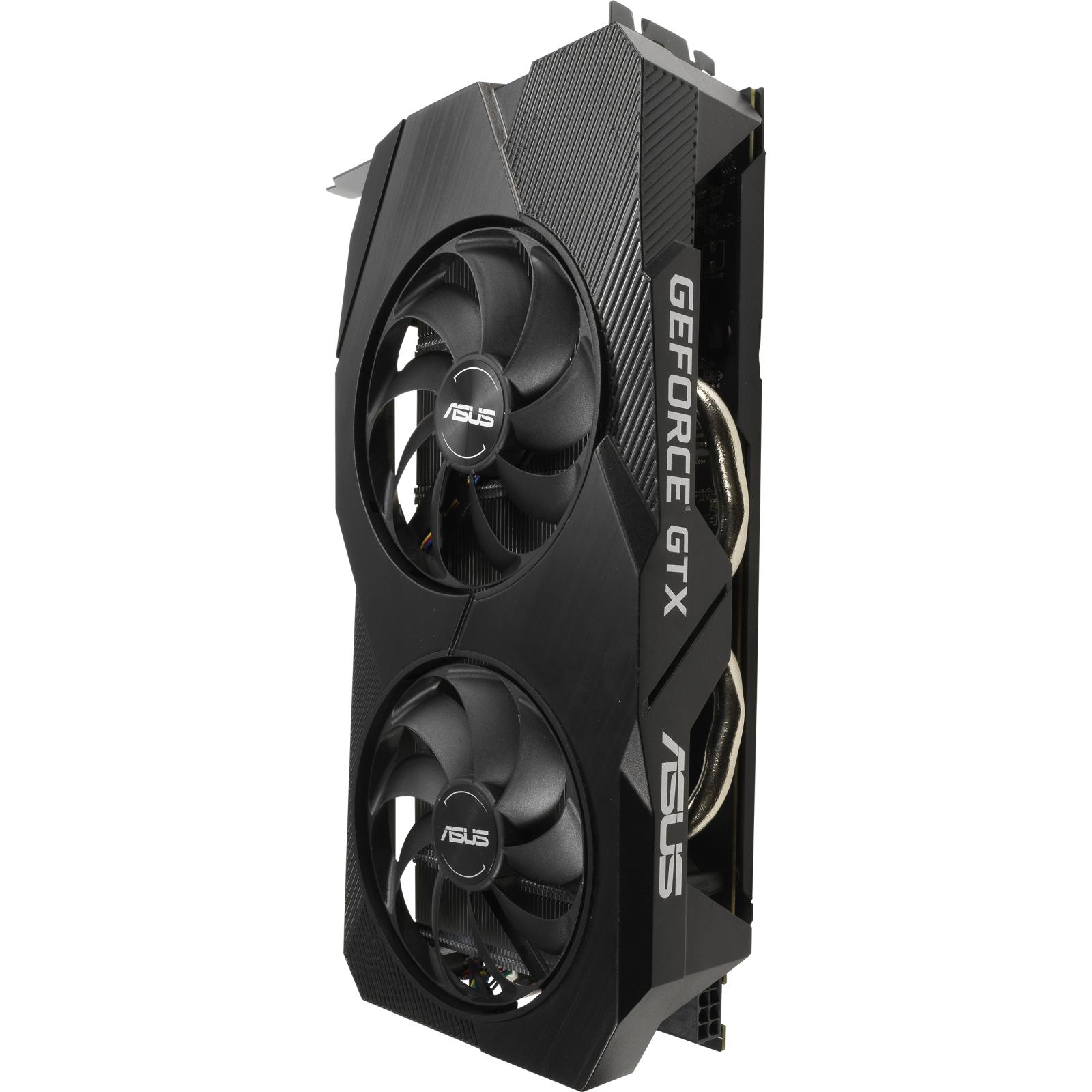 Відеокарта ASUS GeForce GTX1660 SUPER 6144Mb DUAL OC EVO (DUAL-GTX1660S-O6G-EVO) зображення 6