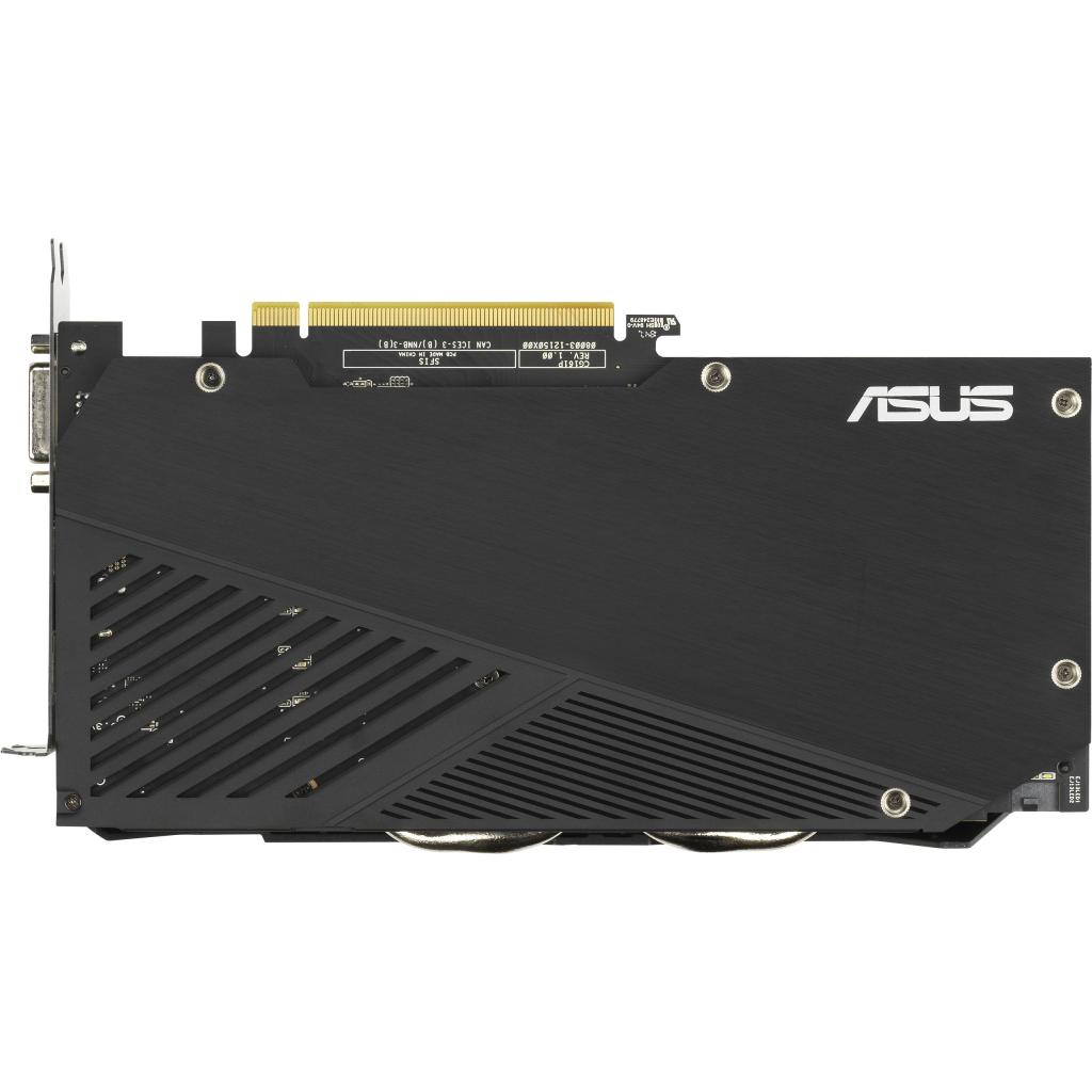 Відеокарта ASUS GeForce GTX1660 SUPER 6144Mb DUAL OC EVO (DUAL-GTX1660S-O6G-EVO) зображення 7