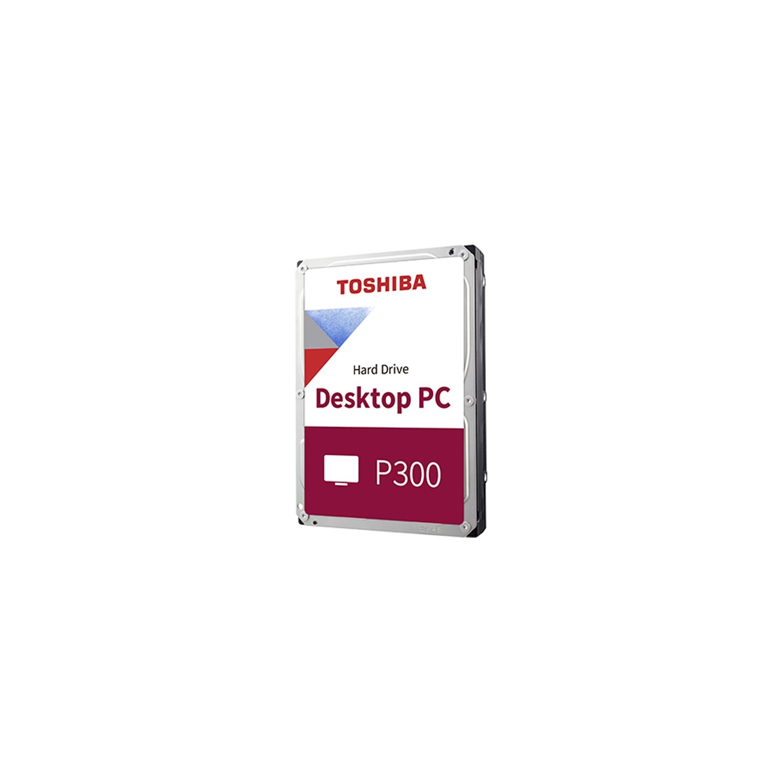 "Жесткий диск 3.5"" 4TB TOSHIBA (HDWD240UZSVA) изображение 2"