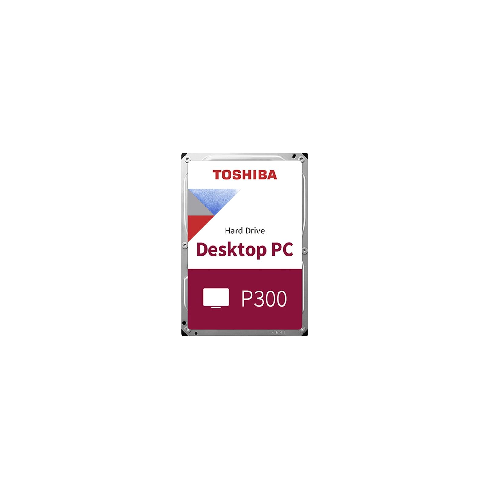 """Жесткий диск 3.5"""" 4TB TOSHIBA (HDWD240UZSVA)"""