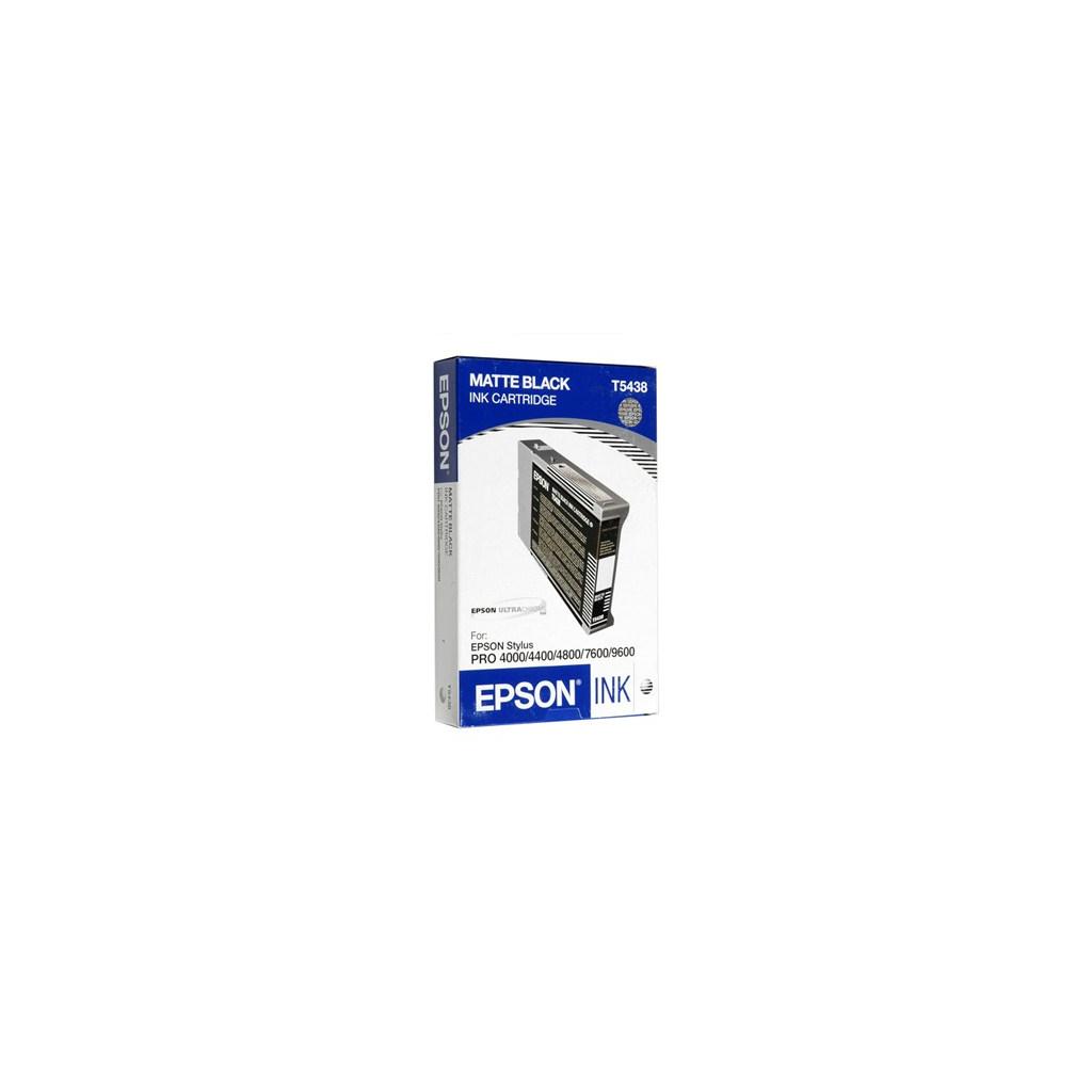 Картридж EPSON St Pro 4000/4400/7600/9600 mt black (C13T543800)