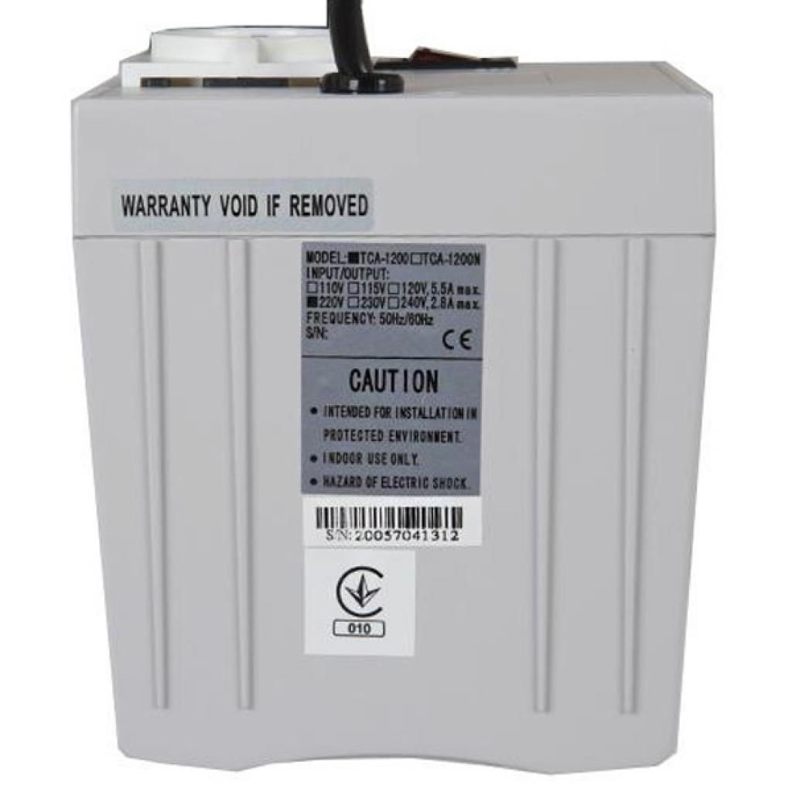 Стабилизатор TCA-1200 Powercom изображение 2