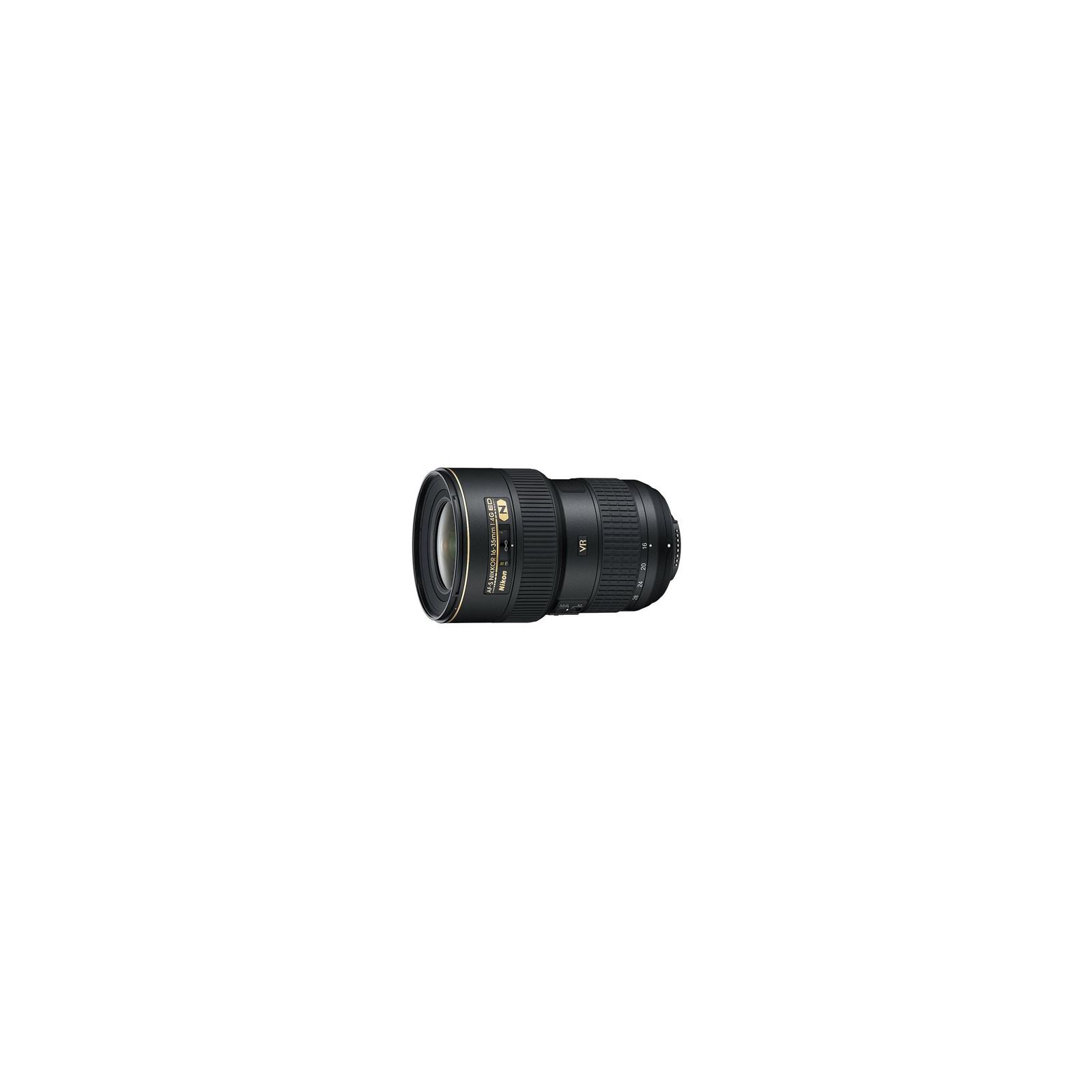 Объектив Nikon Nikkor AF-S 16-35mm f/4G IF-ED VRII (JAA806DA)