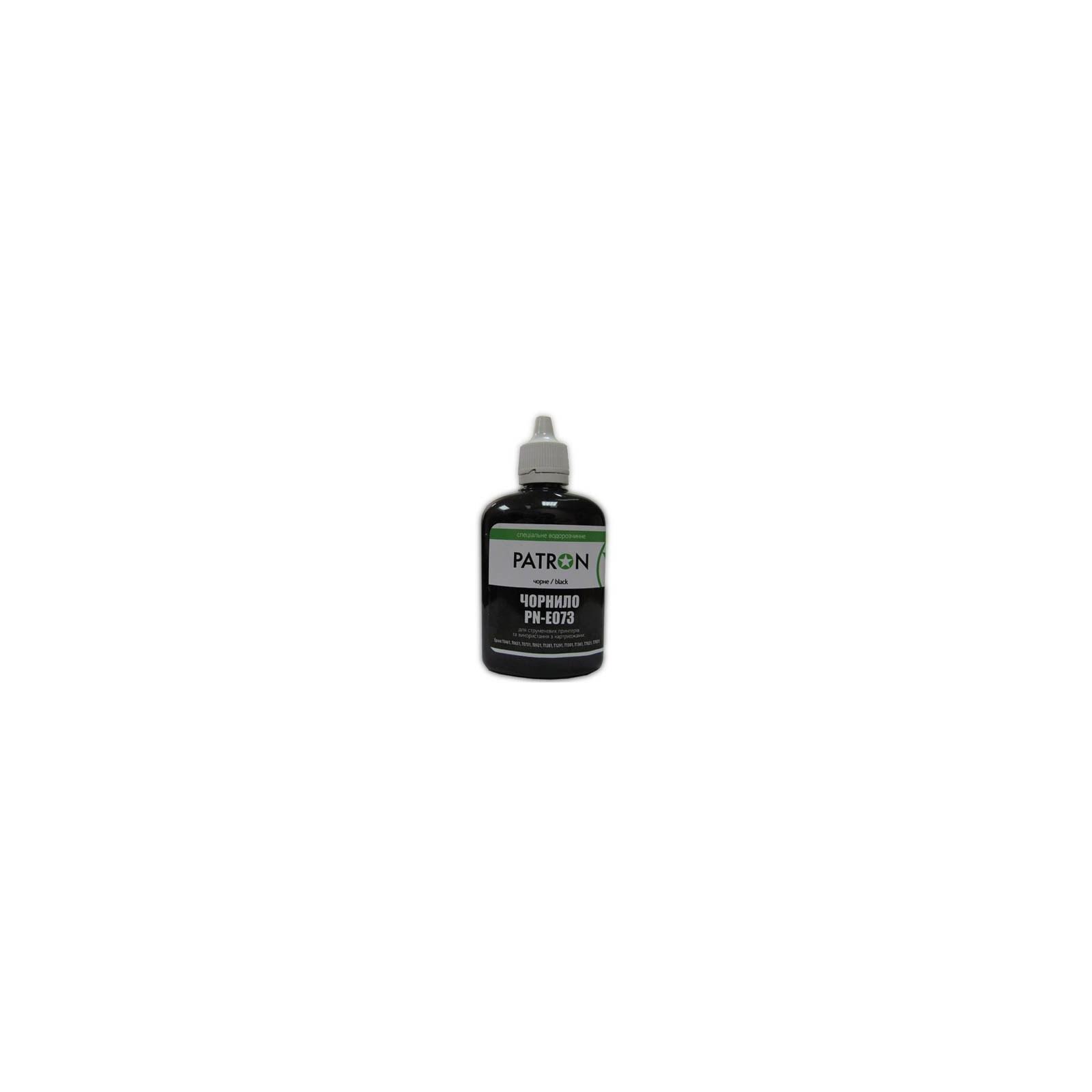 Чернила PATRON EPSON TX200pigment BLACK (T0731) (I-PN-ET0731-090-B-P)
