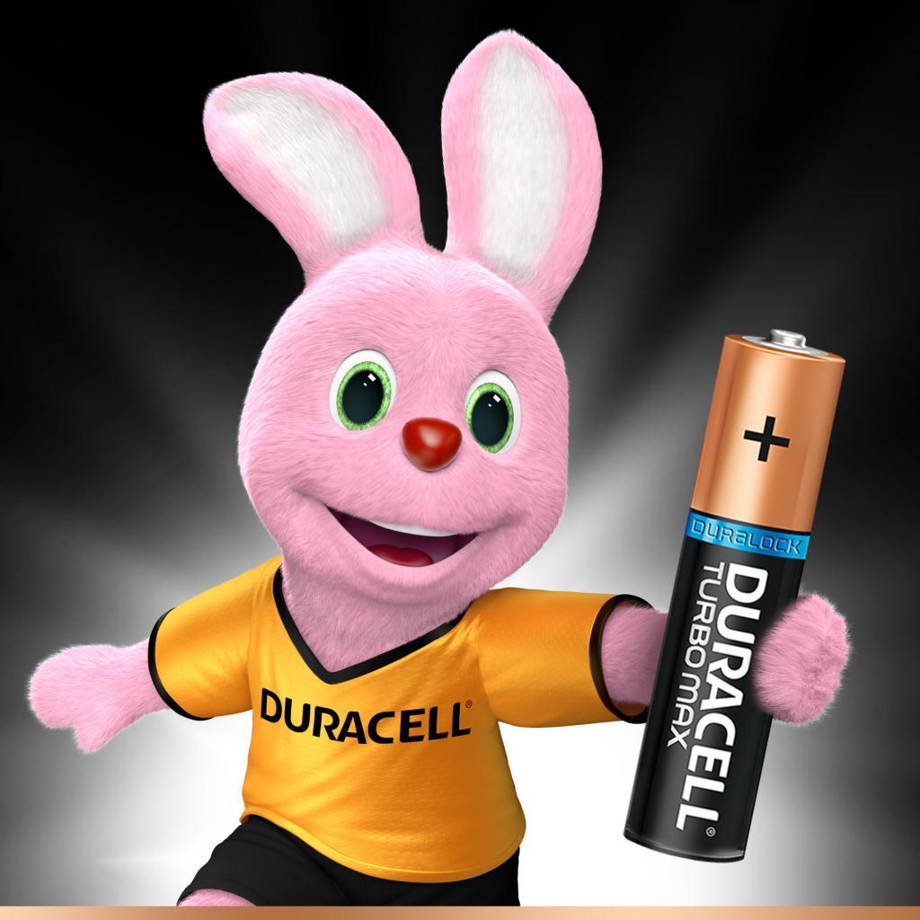 Батарейка Duracell AAA TURBO MAX LR03 * 2 (81368031) изображение 2