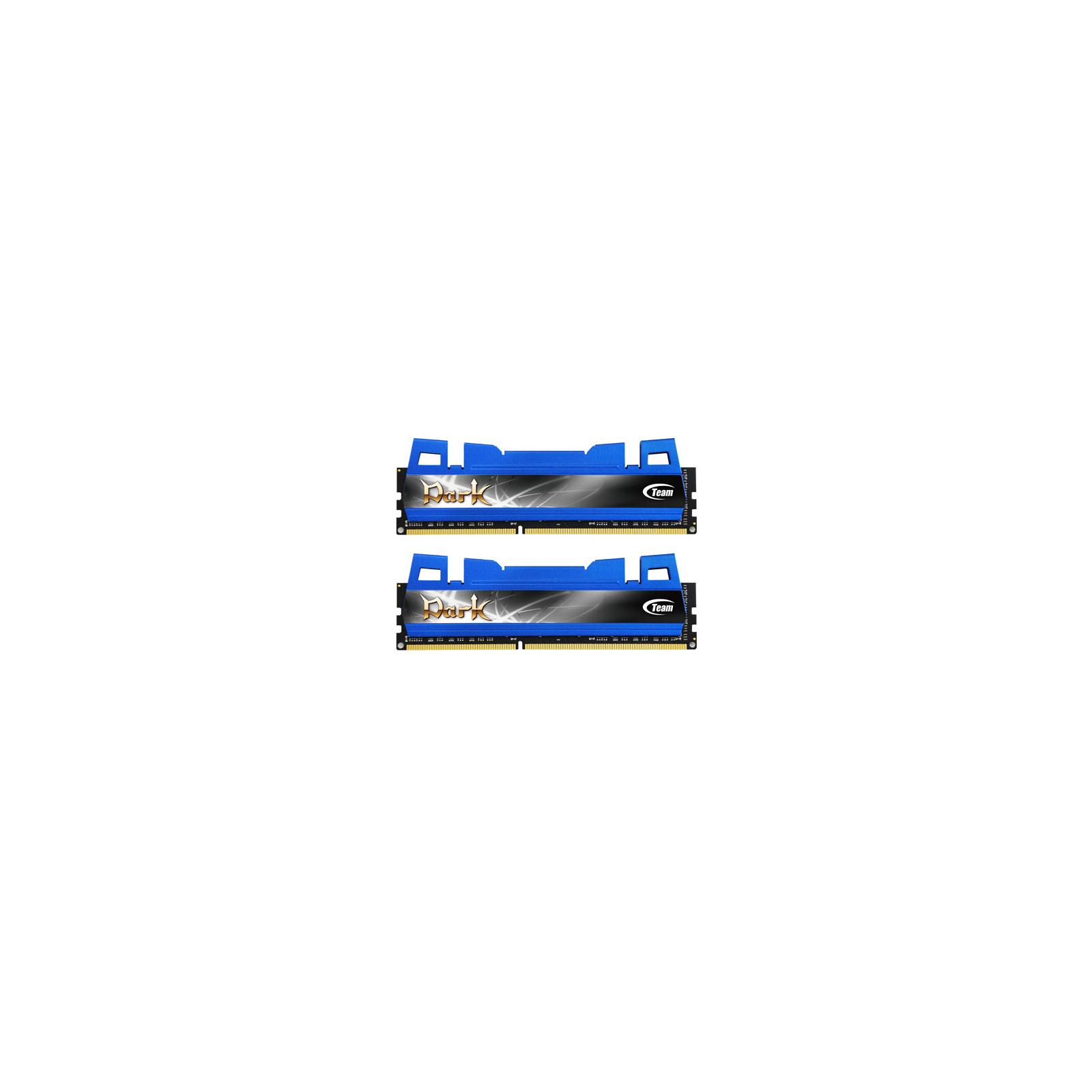 Модуль памяти для компьютера DDR3 16GB (2x8GB) 1600 MHz Team (TDBD316G1600HC9DC01)