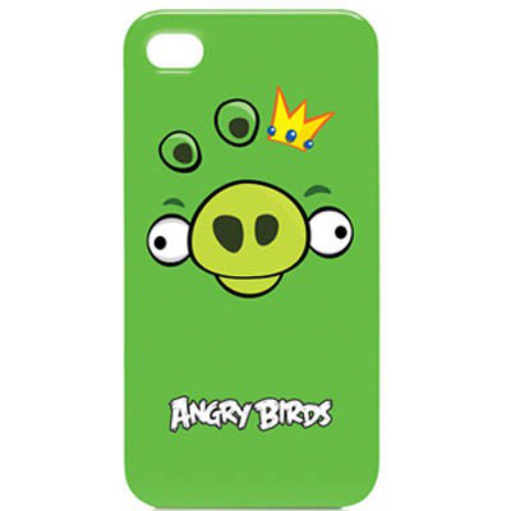 Чехол для моб. телефона GEAR4 Angry Birds /green pig (ICAB403G)