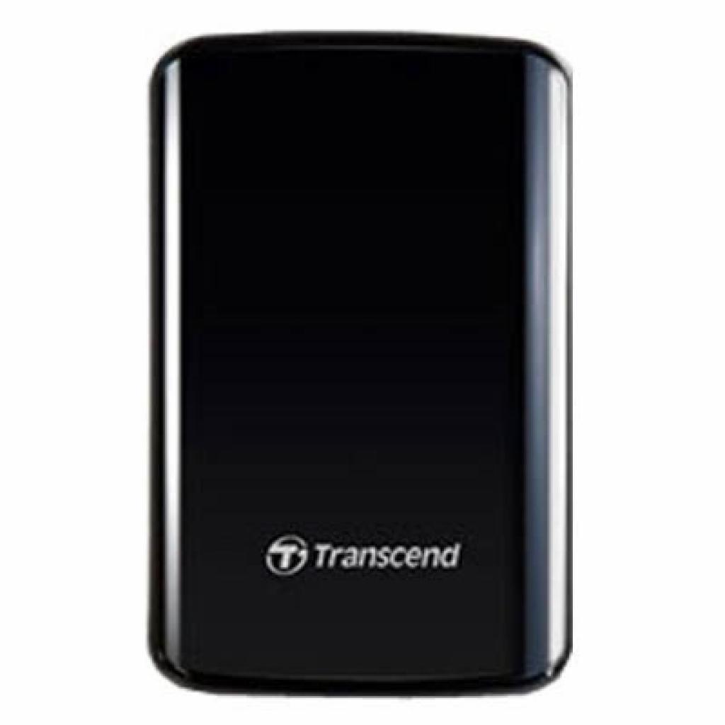 "Внешний жесткий диск 2.5"" 1TB Transcend (TS1TSJ25D2)"