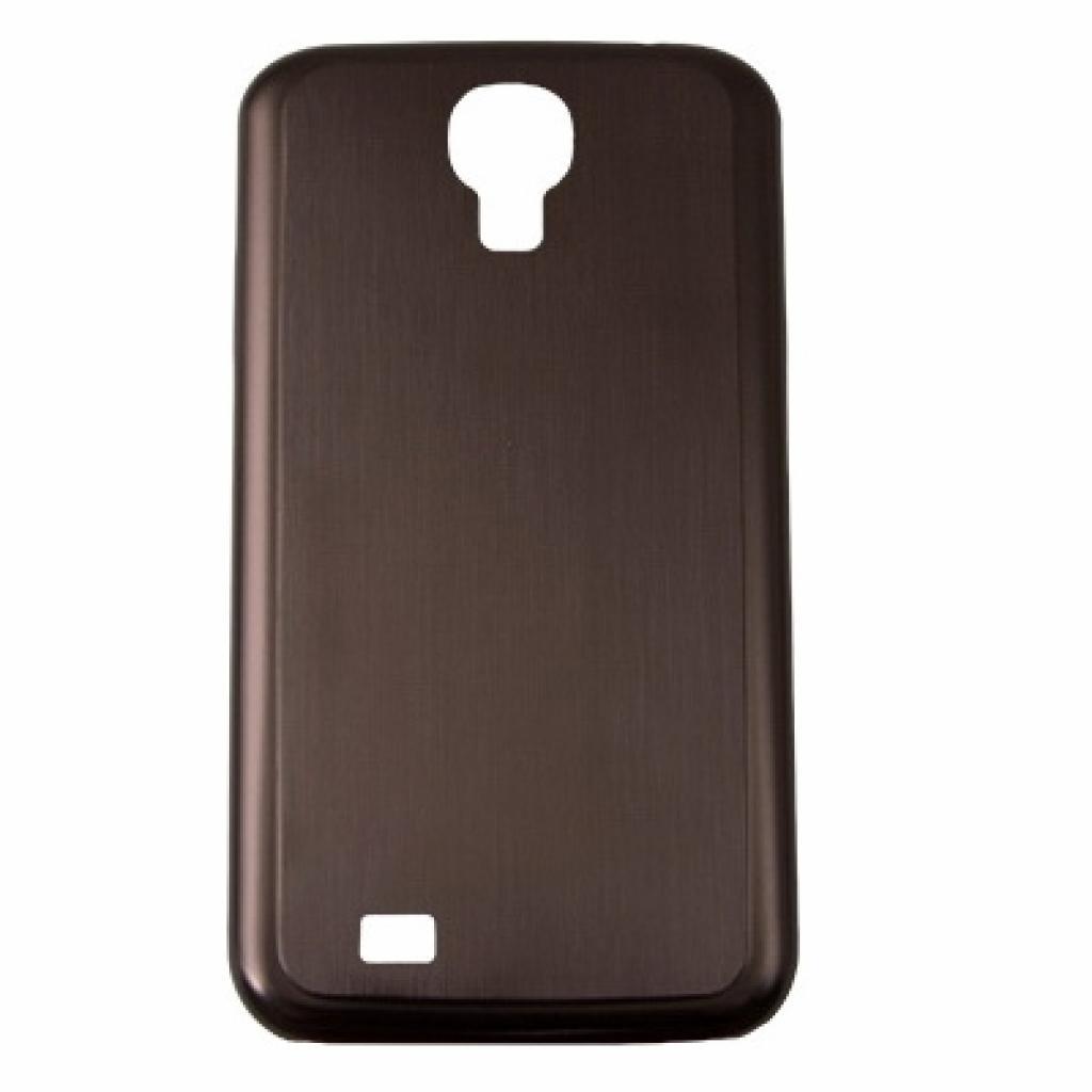 Чехол для моб. телефона Drobak для Samsung I9500 Galaxy S4/Titanium/Panel/Coffee (215240)