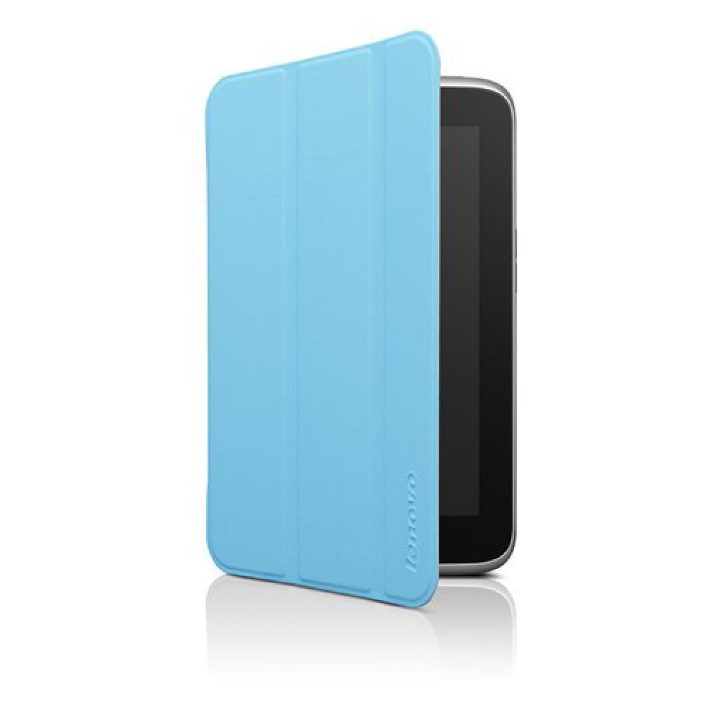 Чехол для планшета Lenovo 7 A1000 Case and film Blue (888015417) изображение 2