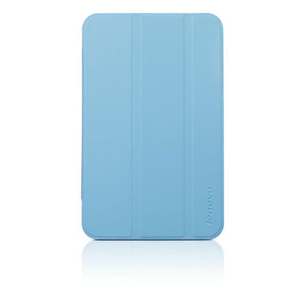 Чехол для планшета Lenovo 7 A1000 Case and film Blue (888015417)