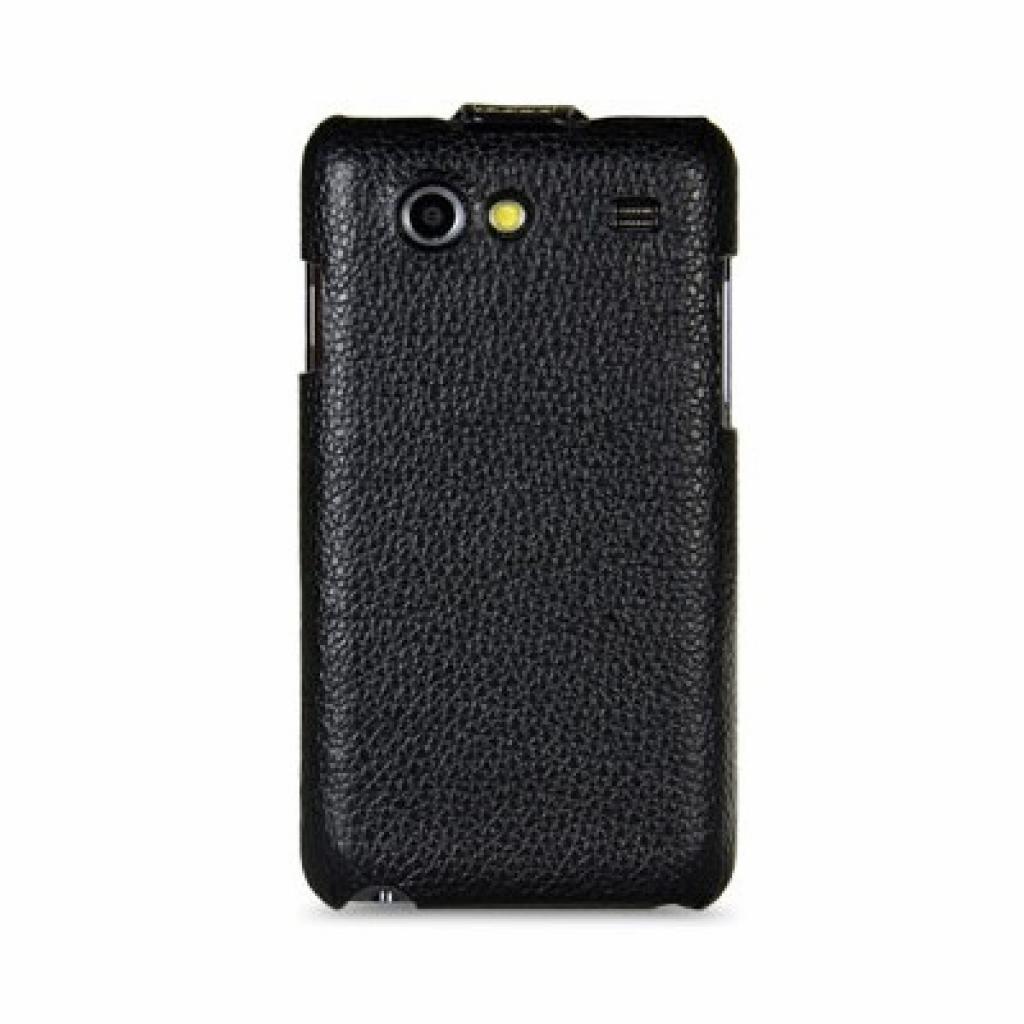 Чехол для моб. телефона Melkco для Samsung i9070 Galaxy S Advance black (SS9070LCJT1BKLC) изображение 2