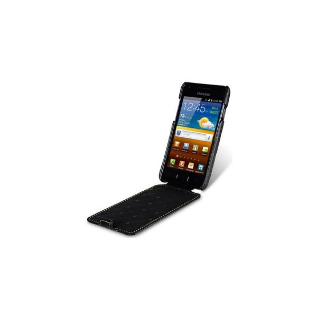 Чехол для моб. телефона Melkco для Samsung i9070 Galaxy S Advance black (SS9070LCJT1BKLC) изображение 5