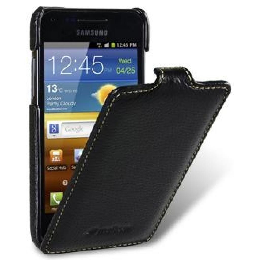 Чехол для моб. телефона Melkco для Samsung i9070 Galaxy S Advance black (SS9070LCJT1BKLC) изображение 6