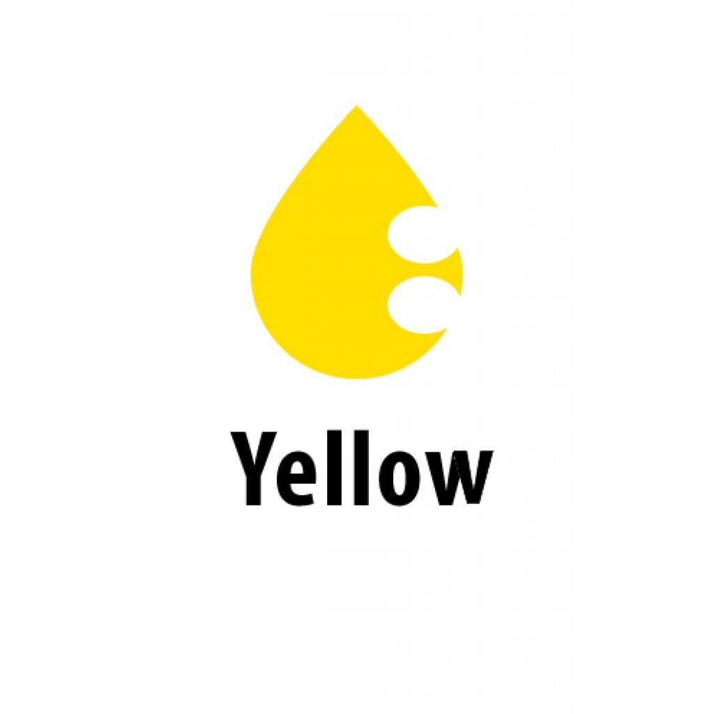 Чернила ColorWay Epson SP T50/59 R200/270 200мл YellowPigm (CW-EP660Y02) изображение 2