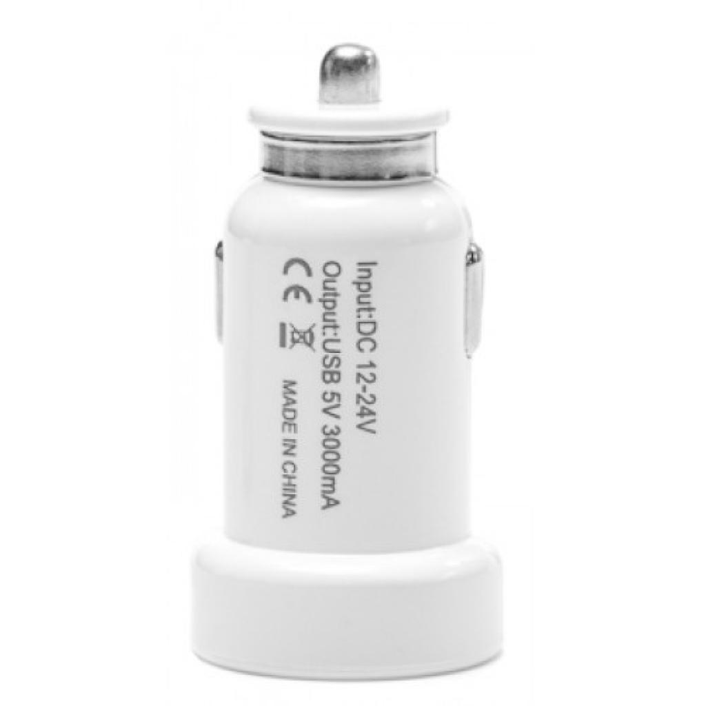 Зарядное устройство PowerPlant 2xUSB, 3A (DV00DV5015) изображение 2
