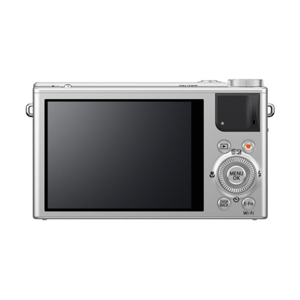 Цифровой фотоаппарат Fujifilm FinePix XQ1 silver (16411706) изображение 2