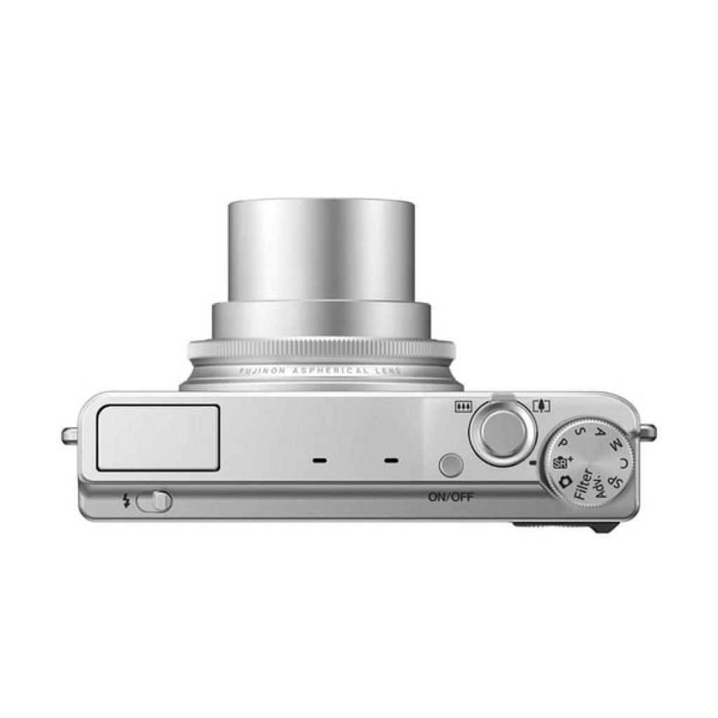 Цифровой фотоаппарат Fujifilm FinePix XQ1 silver (16411706) изображение 3