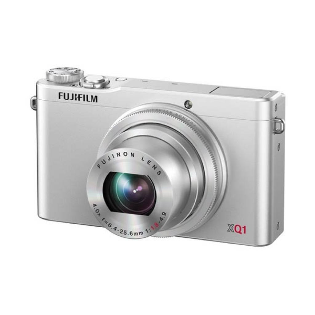 Цифровой фотоаппарат Fujifilm FinePix XQ1 silver (16411706)