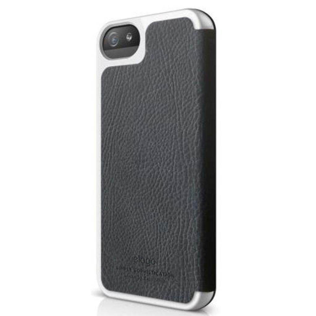 Чехол для моб. телефона ELAGO для iPhone 5 /Leather Flip/Jean Indigo (ELS5LE-JIN) изображение 2
