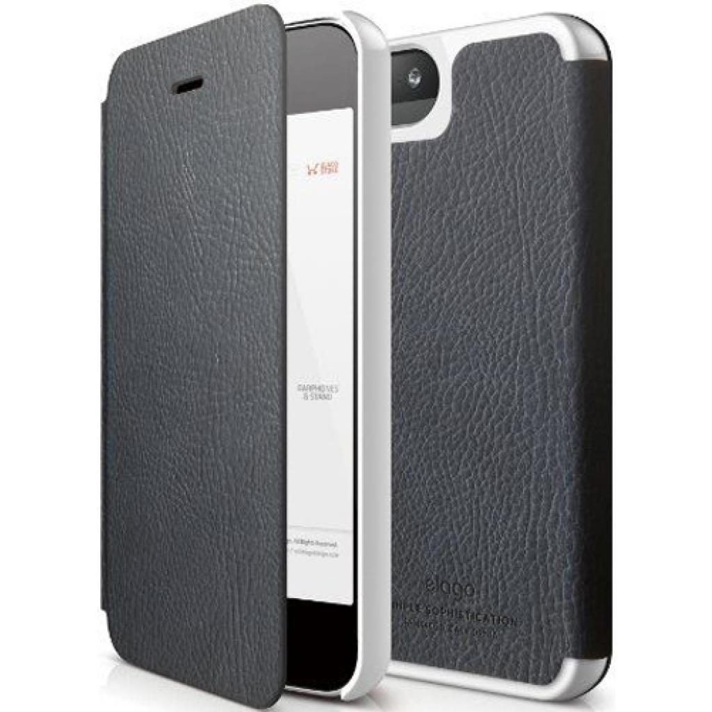 Чехол для моб. телефона ELAGO для iPhone 5 /Leather Flip/Jean Indigo (ELS5LE-JIN) изображение 3