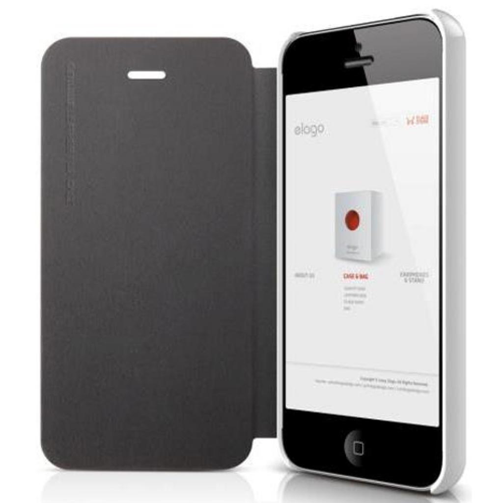 Чехол для моб. телефона ELAGO для iPhone 5 /Leather Flip/Jean Indigo (ELS5LE-JIN) изображение 4