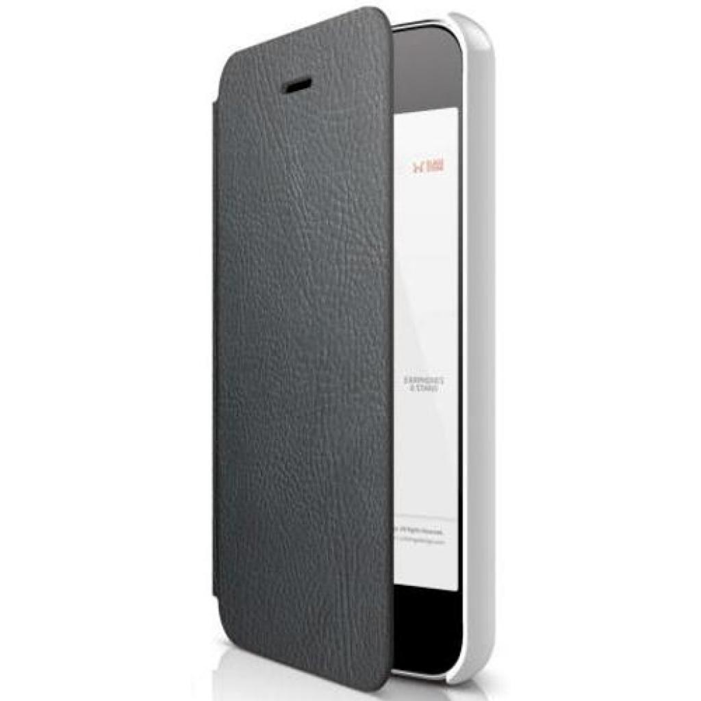 Чехол для моб. телефона ELAGO для iPhone 5 /Leather Flip/Jean Indigo (ELS5LE-JIN)