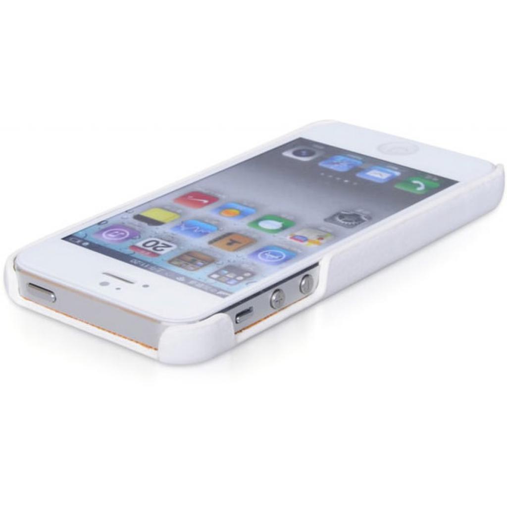 Чехол для моб. телефона HOCO для iPhone 5 /Duke back (HI-BL006 White) изображение 2