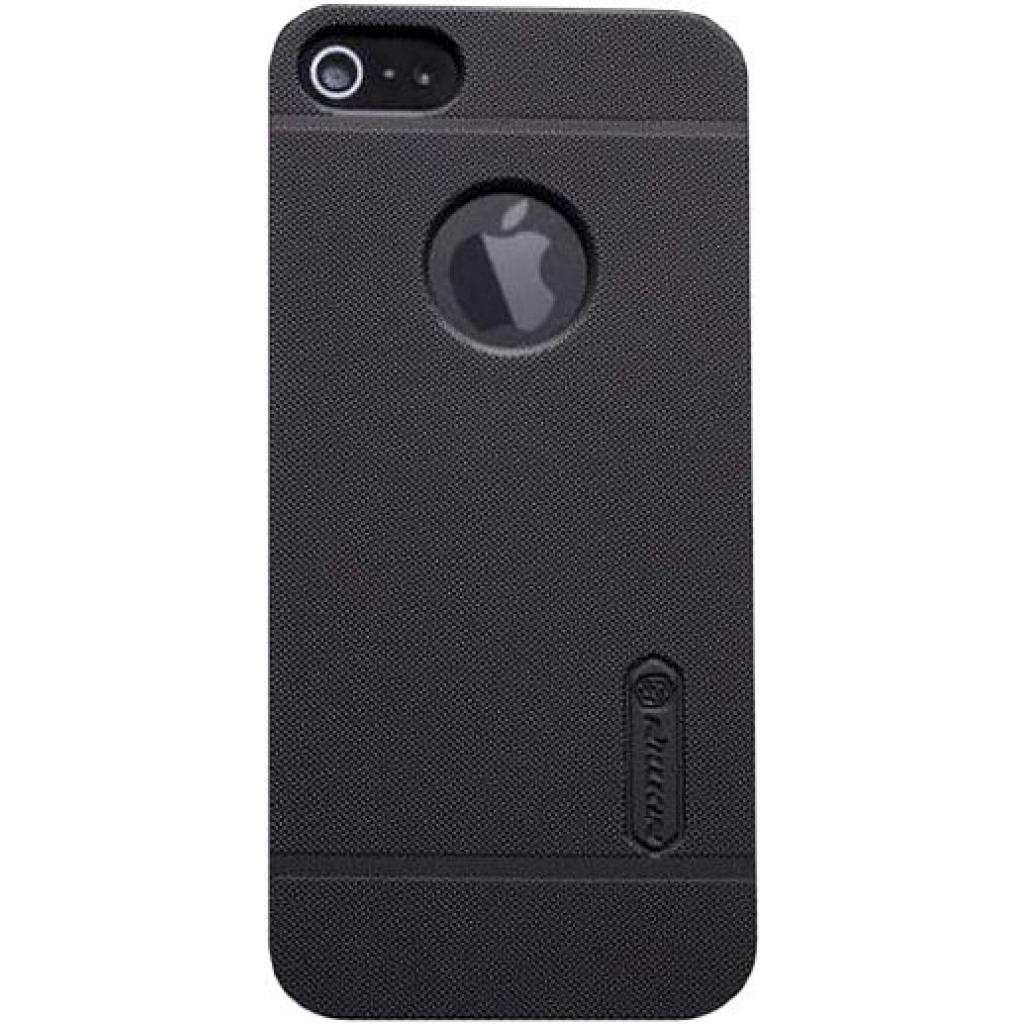 Чехол для моб. телефона NILLKIN для iPhone 5 /Super Frosted Shield/Black (6065697)