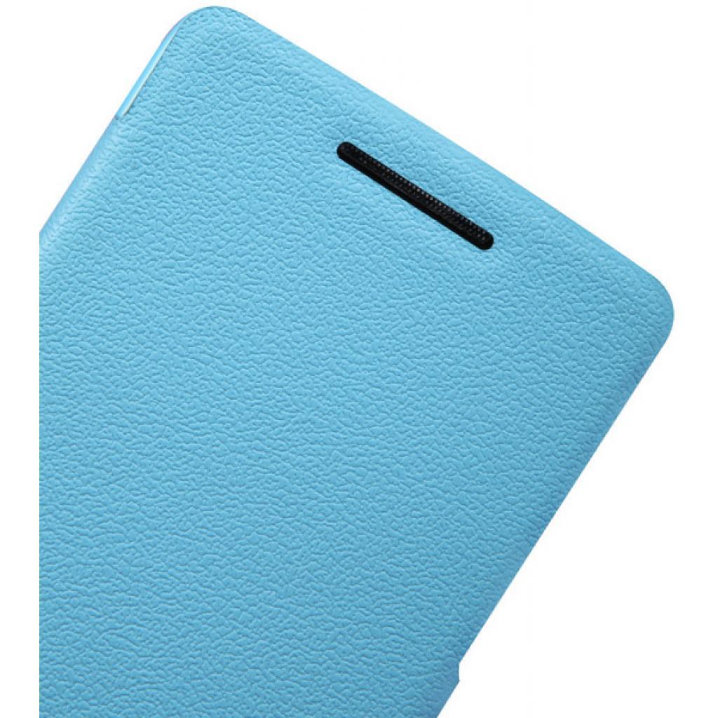 Чехол для моб. телефона NILLKIN для Lenovo S960 /Fresh/ Leather/Blue (6116653) изображение 5