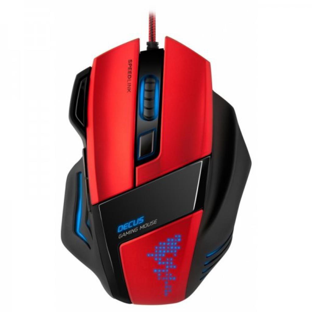 Мышка Speedlink DECUS Gaming Mouse (SL-6397-BK) изображение 2
