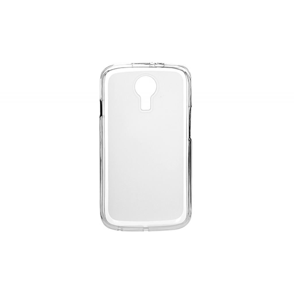 Чехол для моб. телефона для Fly IQ239 (Clear) Elastic PU Drobak (214741) изображение 2