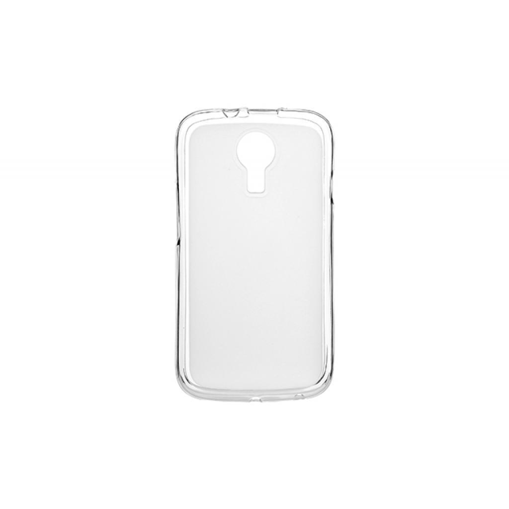 Чехол для моб. телефона для Fly IQ239 (Clear) Elastic PU Drobak (214741)