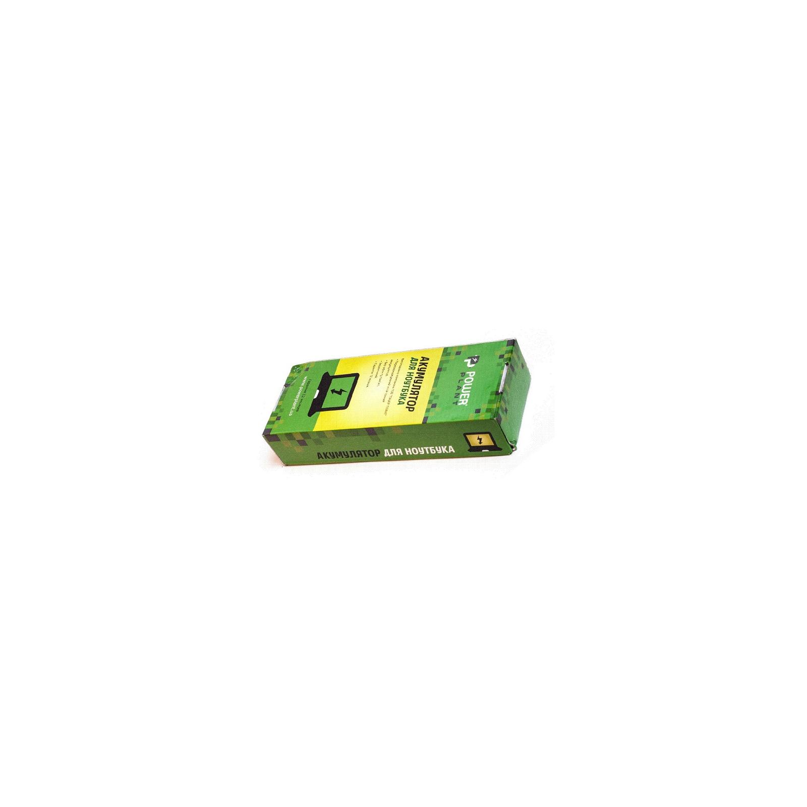 Аккумулятор для ноутбука LENOVO IdeaPad G460 (L09L6Y02 ,LE G460 3S2P) 11.1V 5200mAh PowerPlant (NB00000130) изображение 3