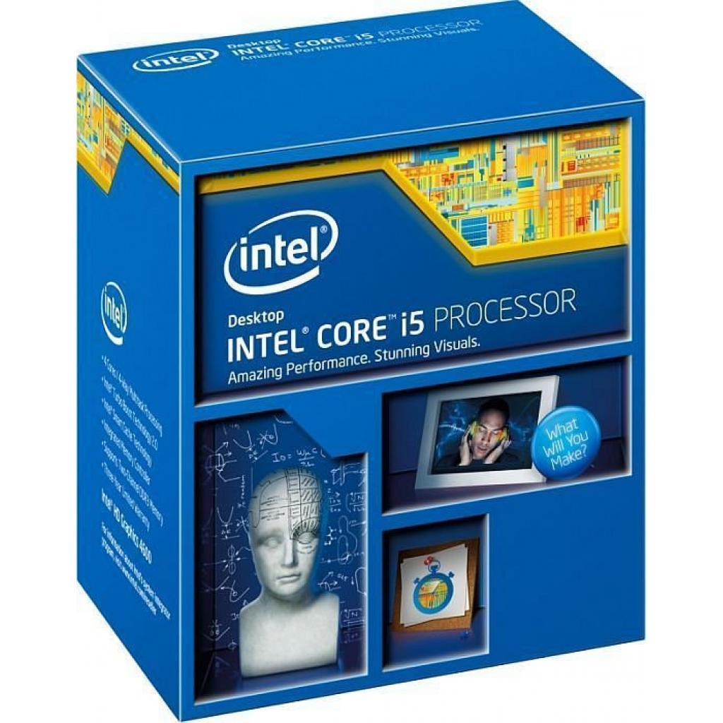Процессор INTEL Core™ i5 4690 (BX80646I54690S)