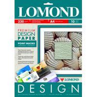 Бумага Lomond A4 Design Premium Point Macro Glossy (0932041)