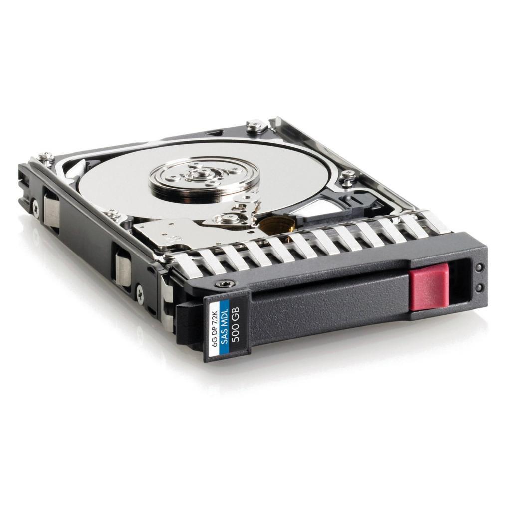 Жесткий диск для сервера HP 500GB (652745-B21) изображение 2