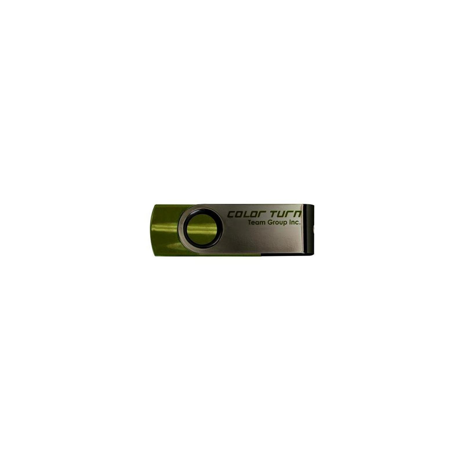 USB флеш накопитель Team 16GB Color Turn E902 Green USB 2.0 (TE90216GG01)
