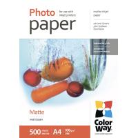 Бумага ColorWay A4 (ПМ108-500) (PM108500A4)