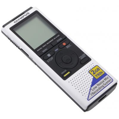 Цифровой диктофон OLYMPUS VN-415PC 2GB White (V405231WE000) изображение 2