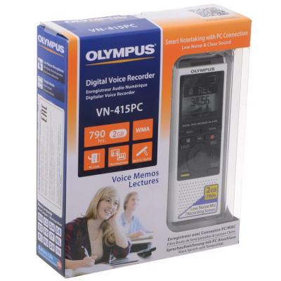 Цифровой диктофон OLYMPUS VN-415PC 2GB White (V405231WE000) изображение 5
