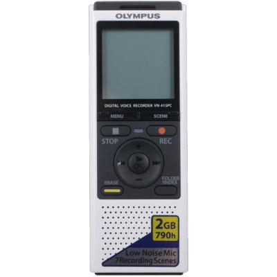 Цифровой диктофон OLYMPUS VN-415PC 2GB White (V405231WE000)