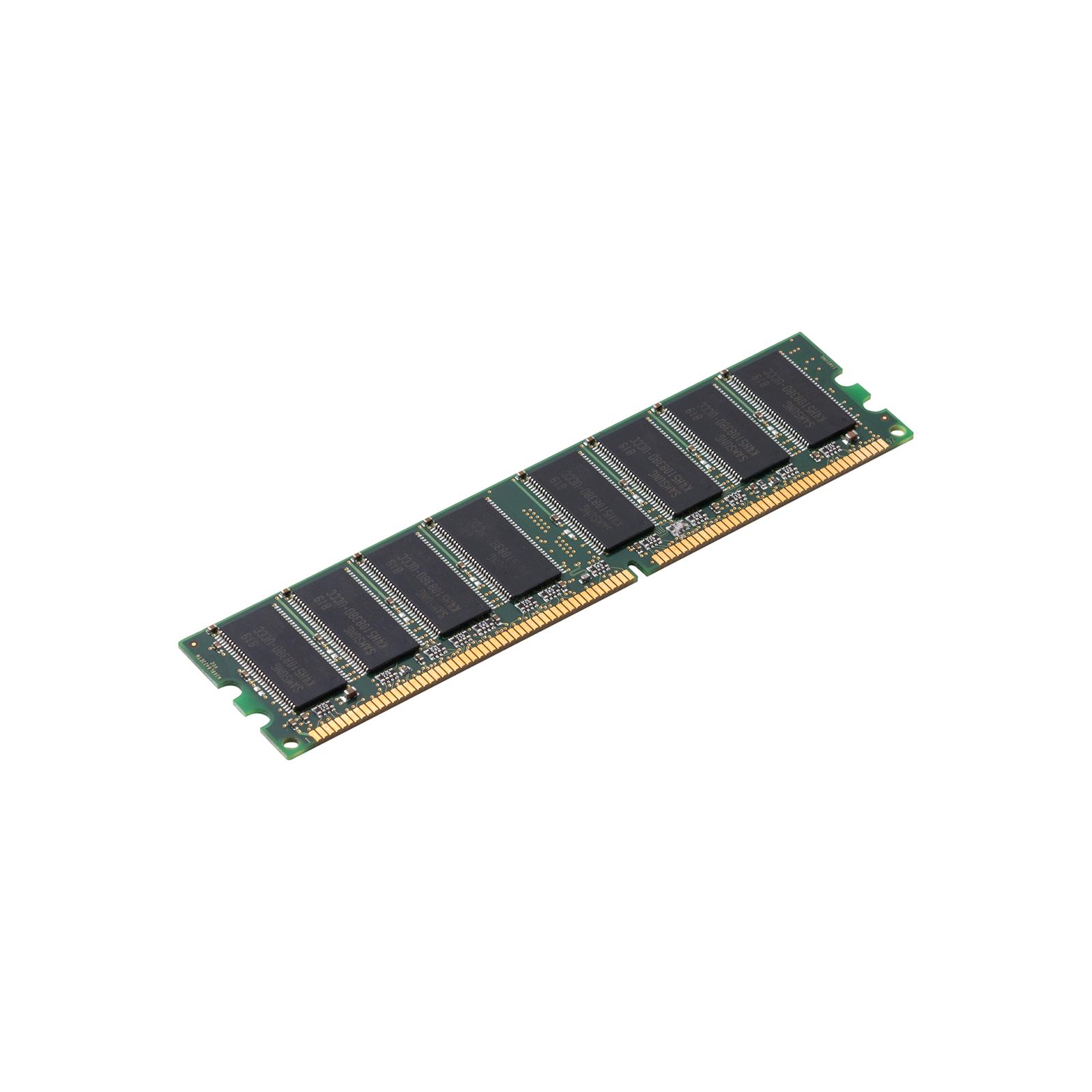 Модуль памяти для компьютера DDR 1GB 400 MHz Samsung (SAMD7AUDR-50M48) изображение 2