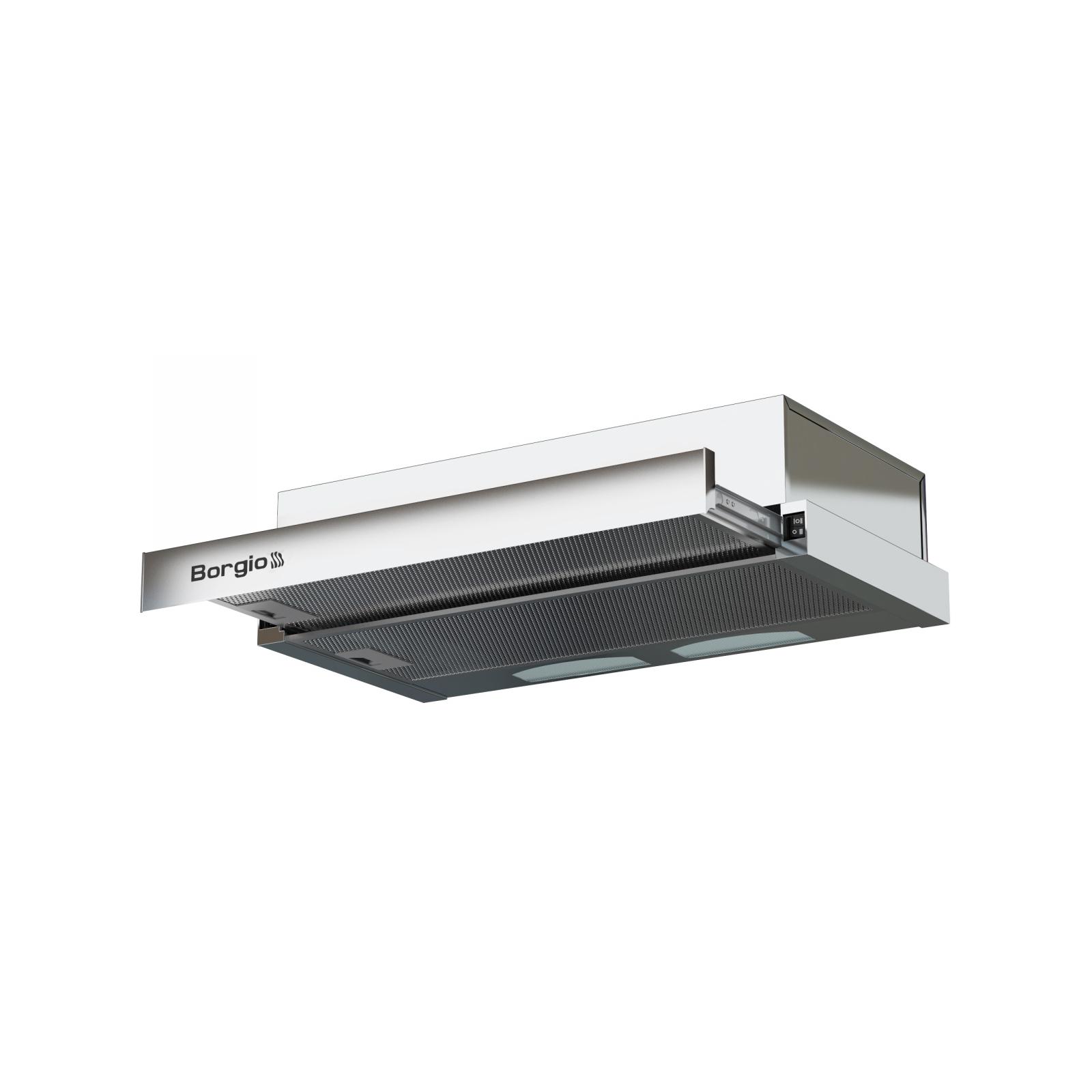 Вытяжка кухонная Borgio SLIM(R) 60 inox