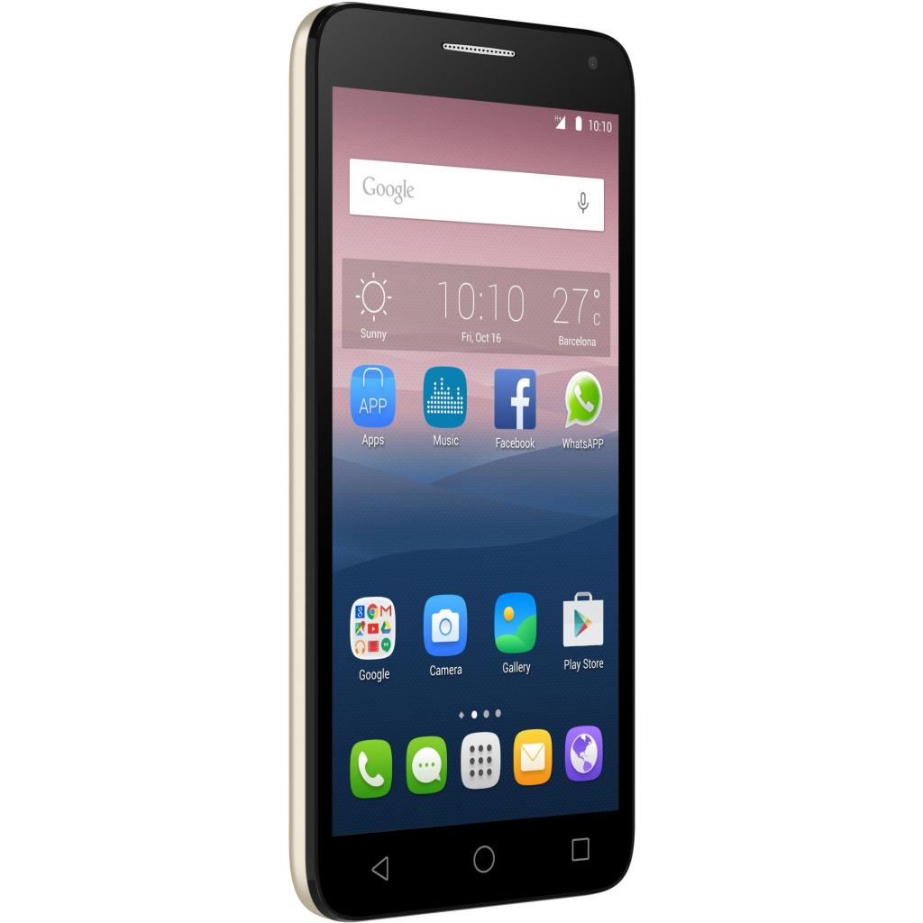 Мобильный телефон ALCATEL ONETOUCH 5025D Pop 3 (5.5) Soft Gold (4894461318882) изображение 7
