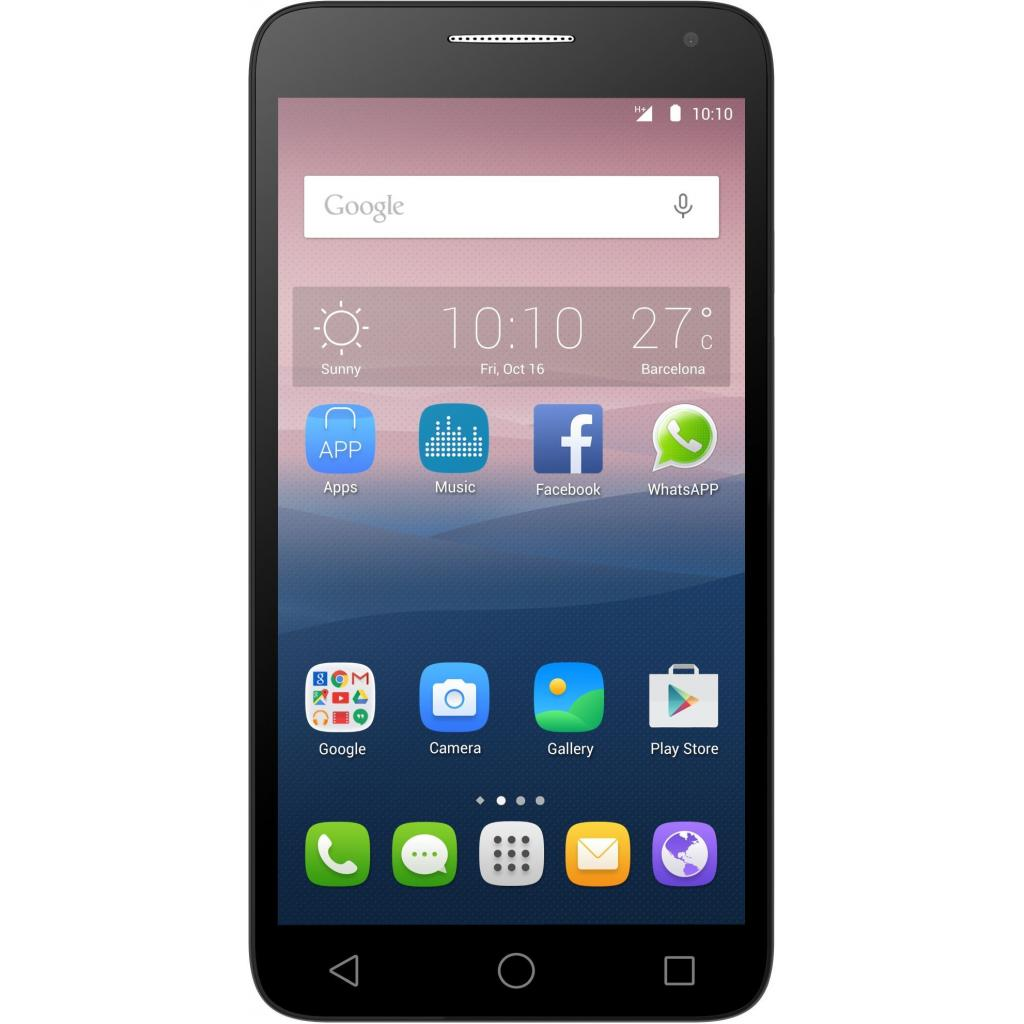 Мобильный телефон ALCATEL ONETOUCH 5025D Pop 3 (5.5) Soft Gold (4894461318882)