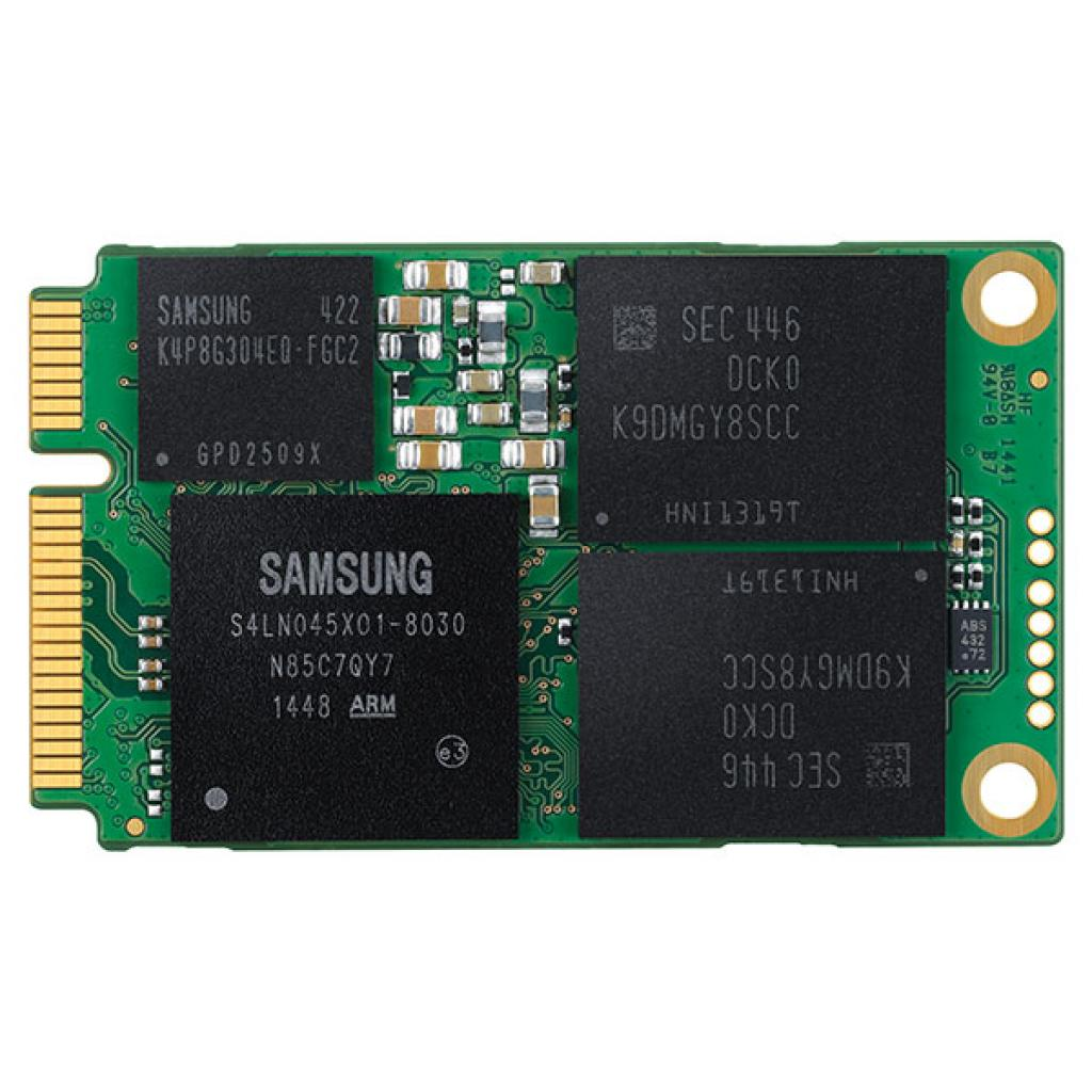 Накопитель SSD mSATA 1TB Samsung (MZ-M5E1T0BW) изображение 2