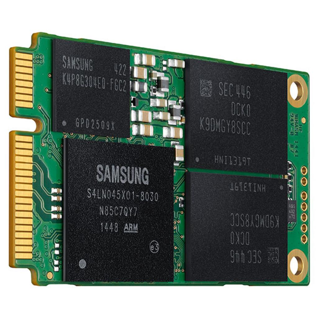 Накопитель SSD mSATA 1TB Samsung (MZ-M5E1T0BW) изображение 5