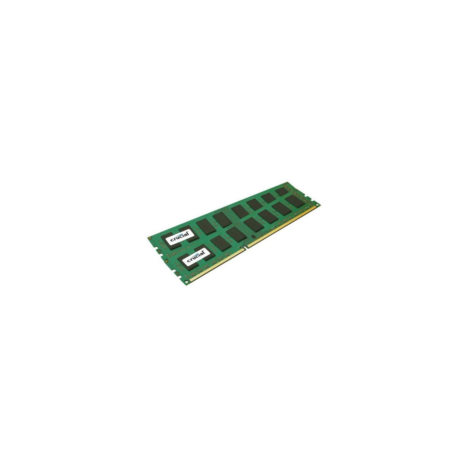 Модуль памяти для компьютера DDR3 8GB (2x4GB) 1600 MHz MICRON (CT2KIT51264BA160BJ)