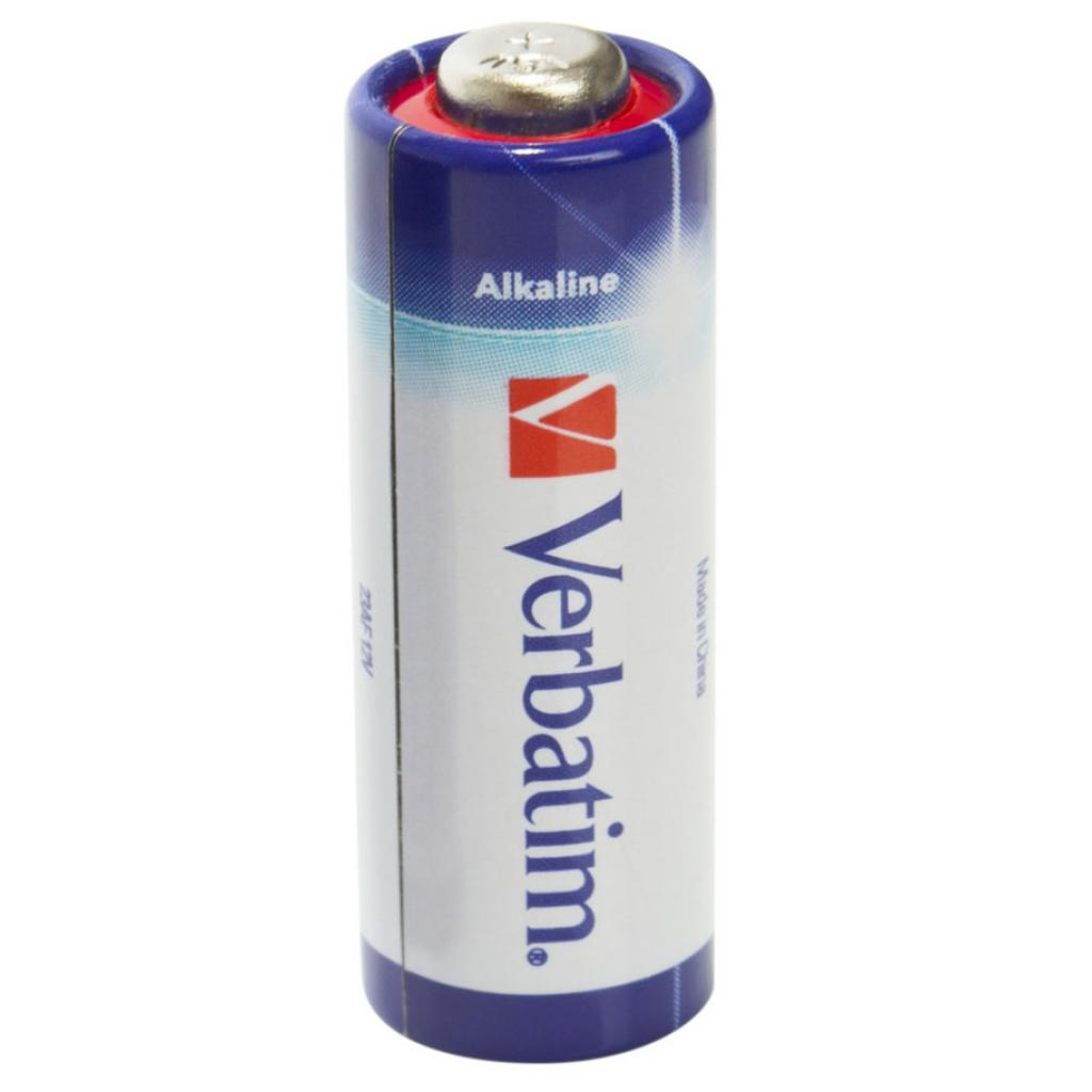 Батарейка Verbatim A23 (23AE/MN21) Alkaline 12V * 2 (49939) изображение 2